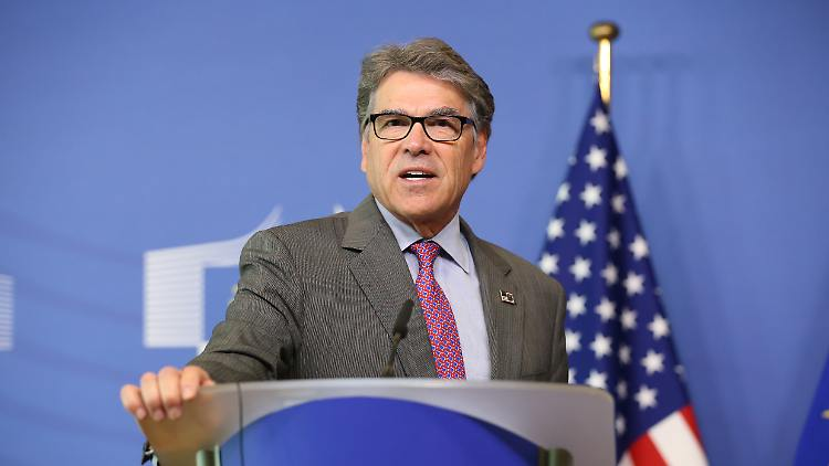 Der umstrittene US-Energieminister Rick Perry gibt Amt ab