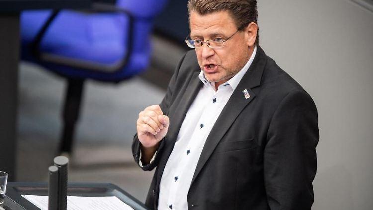 Stephan Brandner (AfD). Foto: Arne Immanuel Bänsch/dpa/Archivbild