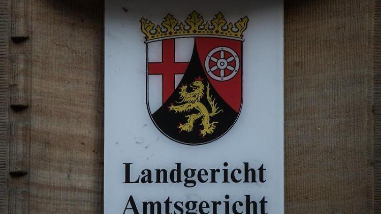 Das Landgericht und Amtsgericht in Mainz. Foto: Andreas Arnold/dpa/Archivbild