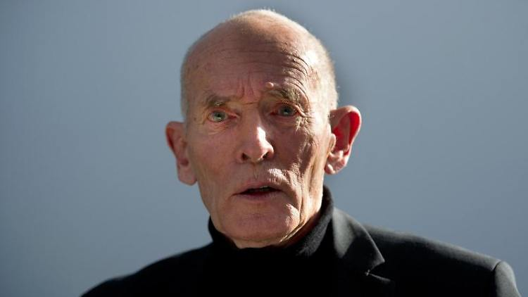 Ex-Uni-Rektor Cornelius Weiss. Foto: Arno Burgi/dpa-Zentralbild/dpa/Archivbild