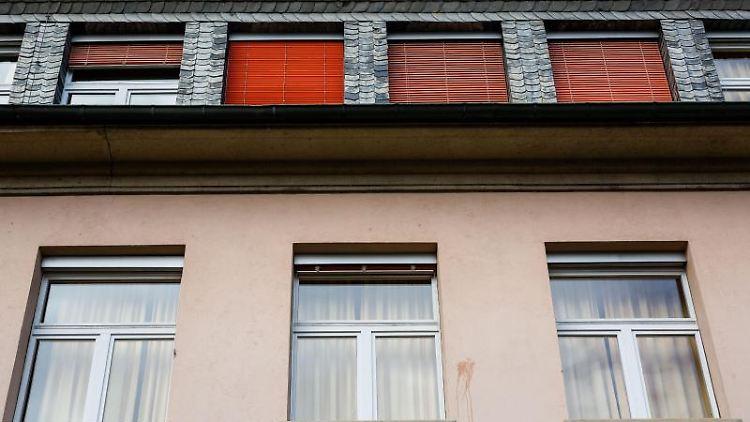 Außenansicht der Fridolinschule. Foto: Philipp von Ditfurth/dpa/Archivbild