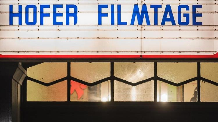Hofer Filmtage. Foto: Nicolas Armer/dpa/Archivbild