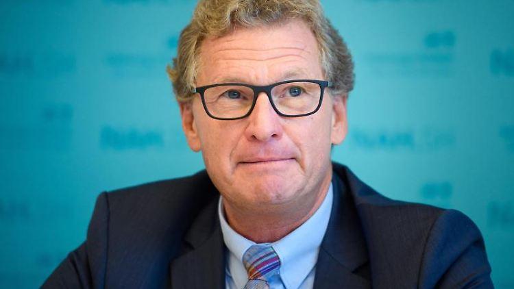 Bernd Klaus Buchholz (FDP), Wirtschaftsminister von Schleswig-Holstein. Foto: Gregor Fischer/dpa/Archivbild