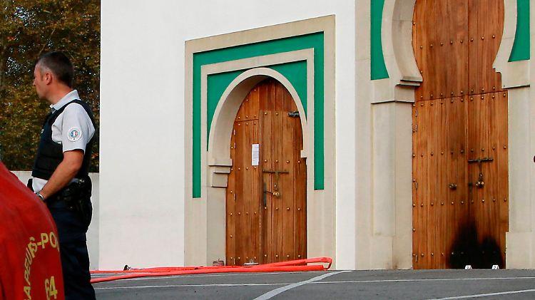 Zwei Verletzte nach Schüssen vor Moschee in Südfrankreich
