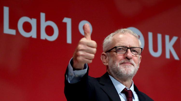 EU: Chef der Brexit-Partei will Labour bei Neuwahl schaden