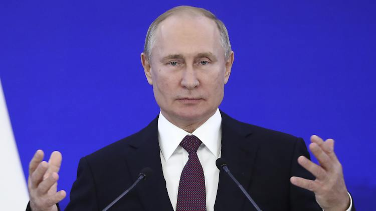 Russland: Putin fordert russische Wikipedia-Alternative