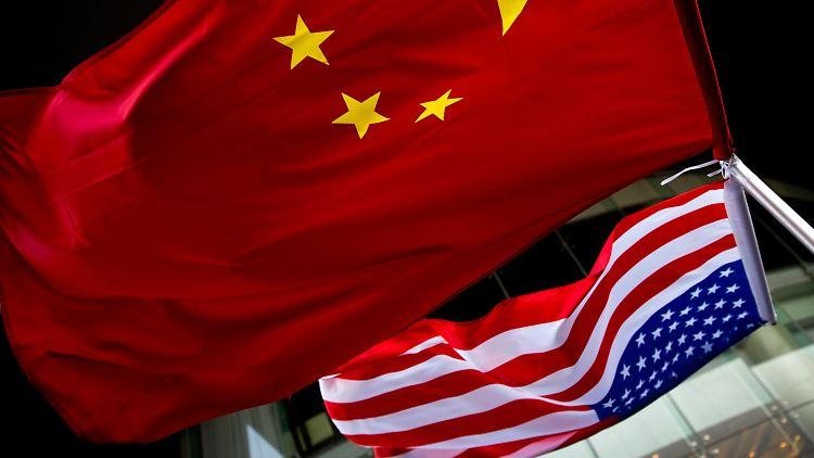 Handelsstreit: China verkündet Einigung mit USA auf Reduzierung der Zölle