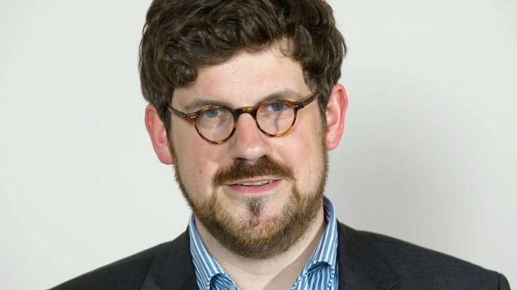 Der Abgeordnete des Landtags von Mecklenburg-Vorpommern, Julian Barlen. Foto: Jens Büttner/dpa-Zentralbild/dpa
