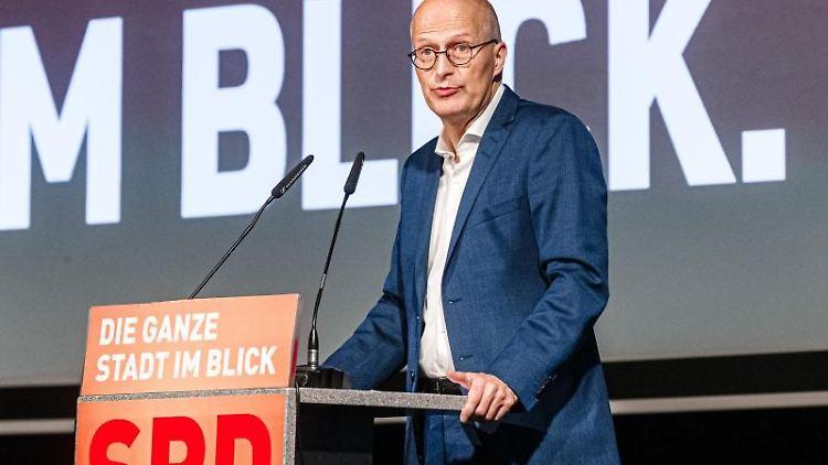 Peter Tschentscher (SPD), Erster Bürgermeister Hamburgs. Foto: Markus Scholz/dpa