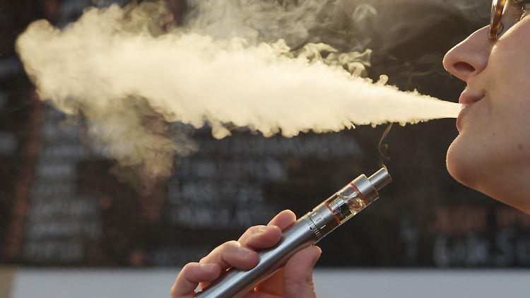 Tod durch E-Zigarette: USA entdecken mögliche Ursache