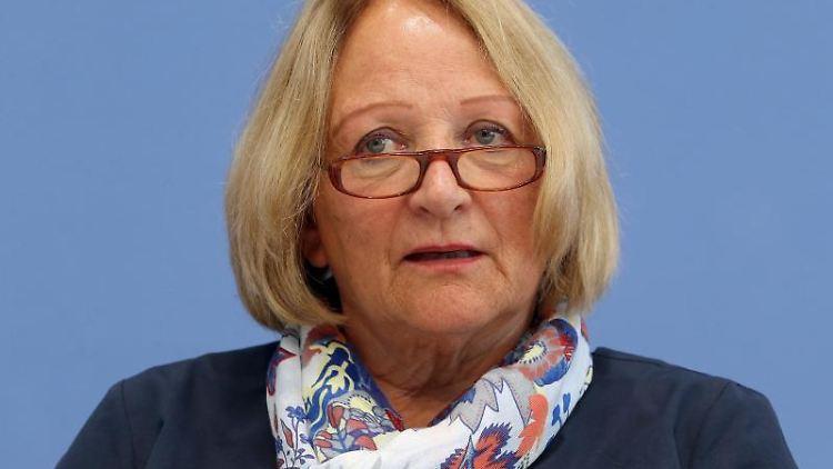 Sabine Leutheuser-Schnarrenberger (FDP). Foto: Wolfgang Kumm/dpa/Archivbild