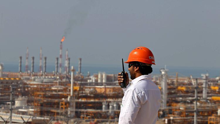 Der Iran besitzt schon heute gewaltige Öl und Gasvorkommen