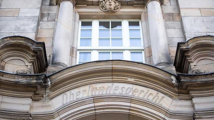 Das Oberlandesgericht Düsseldorf. Foto: Marius Becker/dpa