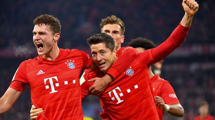Die Lehren Des Elften Spieltags Die Bayern Verhohnen