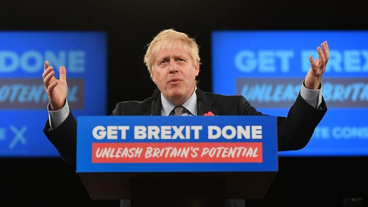 Europa - Deutsche Wirtschaft gegen Labour: Johnson kleineres Übel
