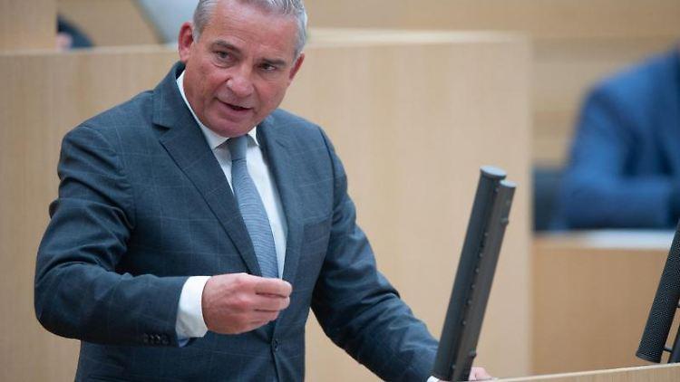 Thomas Strobl, CDU-Bundesvize und Innenminister von Baden-Württemberg. Foto: Gregor Bauernfeind/dpa/Archivbild