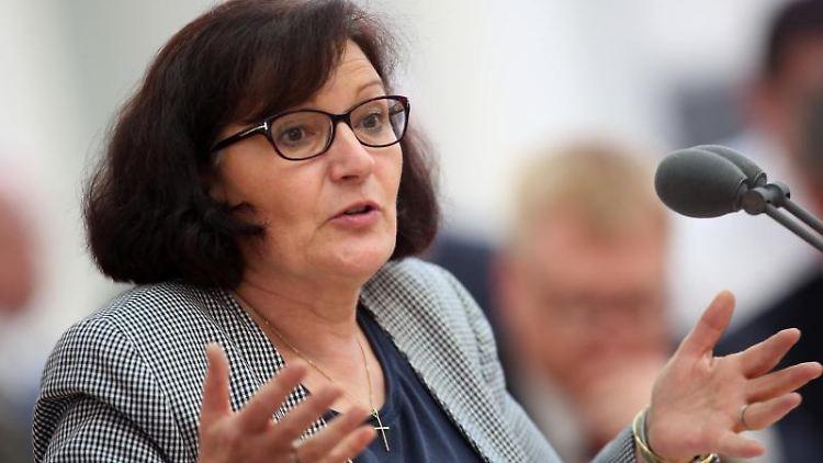 Die rheinland-pfälzische Landtagsabgeordnete Marlies Kohnle-Gros (CDU). Foto: Fredrik von Erichsen/dpa/Archivbild