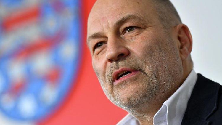 Ralf-Uwe Beck, Bundesvorstandssprecher von