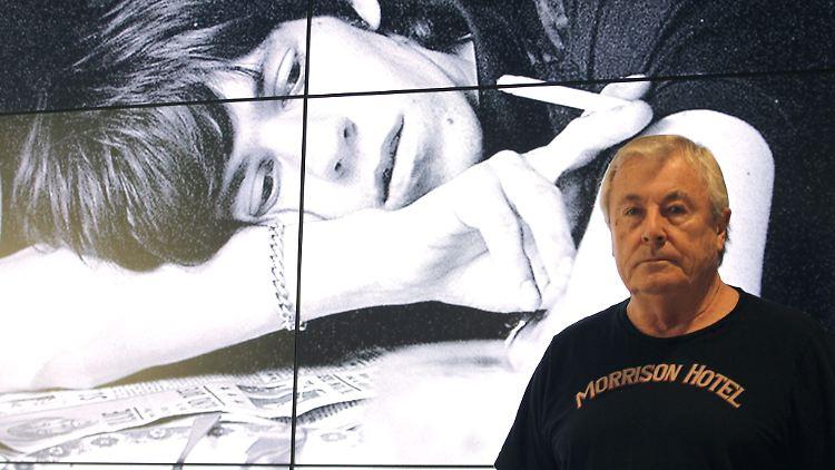 Sinatra & Winehouse: Star-Fotograf Terry O'Neill gestorben