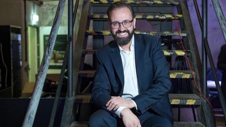 Sebastian Gemkow (CDU). Foto: Hendrik Schmidt/dpa-Zentralbild/dpa/Archivbild