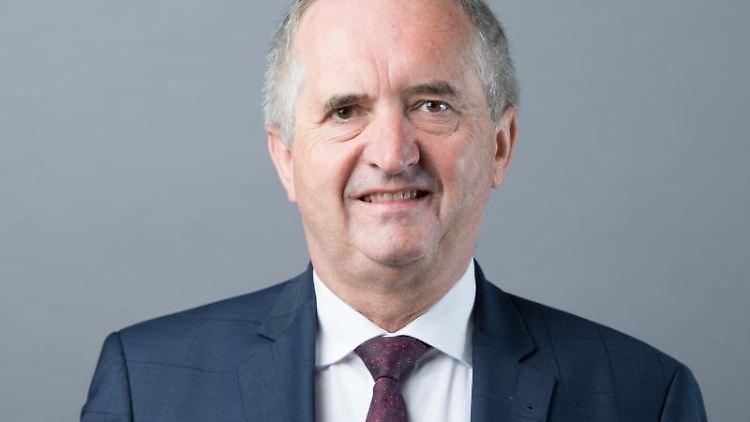 Thomas Schmidt (CDU), amtierender Landwirtschaftsminister. Foto: Sebastian Kahnert/zb/dpa/Archivbild