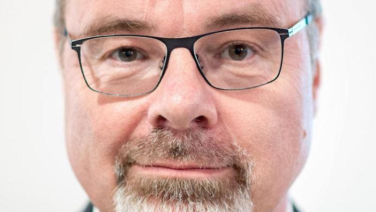 Dietmar Harhoff, Leiter der Zukunftskommission Niedersachsen 2030. Foto: Hauke-Christian Dittrich/dpa/Archivbild