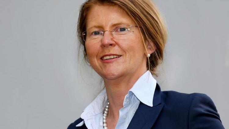 Katy Hoffmeister (CDU), Justizministerin von Mecklenburg-Vorpommern. Foto: Bernd Wüstneck/zb/dpa/Archivbild