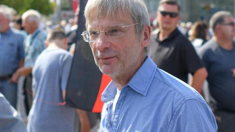Christoph Berndt, Vorsitzender des Vereins