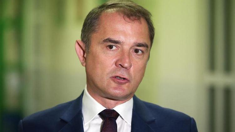 Marco Tullner (CDU), Bildungsminister von Sachsen-Anhalt. Foto: Ronny Hartmann/zb/dpa/Archivbild