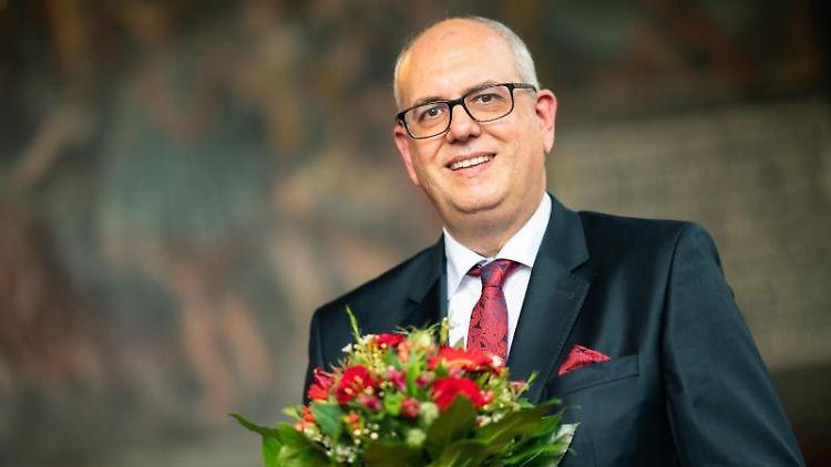 Andreas Bovenschulte (SPD). Foto: Mohssen Assanimoghaddam/dpa