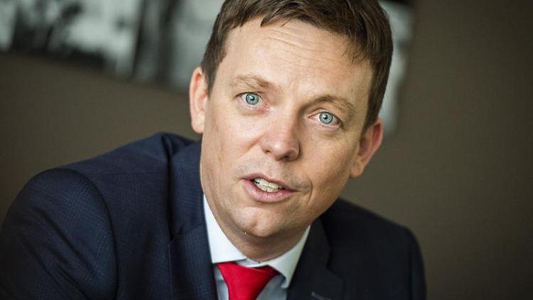 Tobias Hans (CDU), Ministerpräsident des Saarlandes. Foto: Arne Immanuel Bänsch/dpa