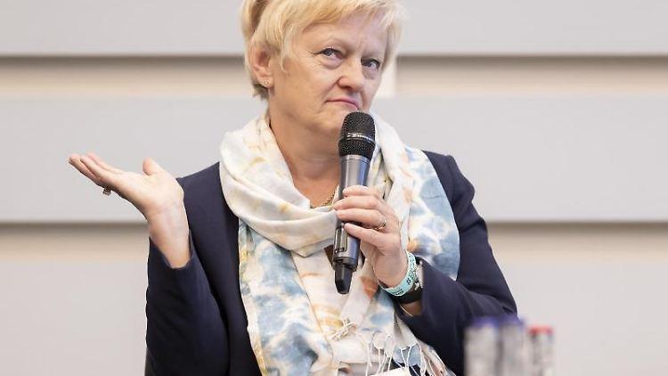 Renate Künast (Bündnis 90/Die Grünen). Foto: Felix König/dpa