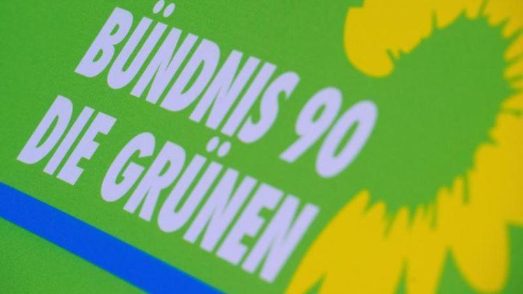 Das Logo von Bündnis 90/Die Grünen. Foto: Stefan Sauer/zb/dpa/Archivbild