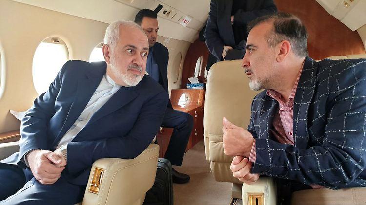 USA und Iran tauschen in Zürich Gefangene aus