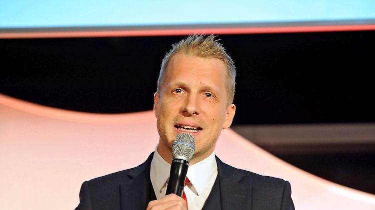 RTL schließt Exklusiv-Vertrag mit Oliver Pocher