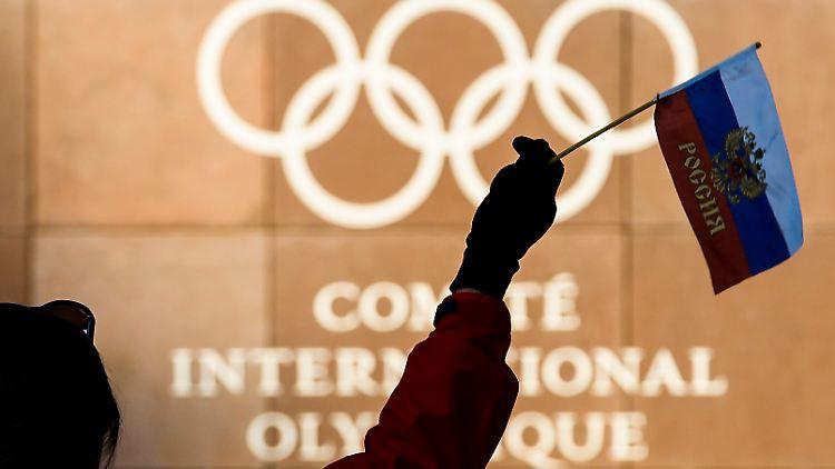 Russland darf nicht an WM und Olympia teilnehmen
