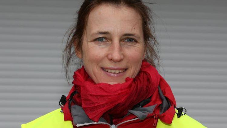 Corinna Cwielag, Landesgeschäftsführerin des BUND Mecklenburg-Vorpommern. Foto: Bernd Wüstneck/zb/dpa/Archivbild