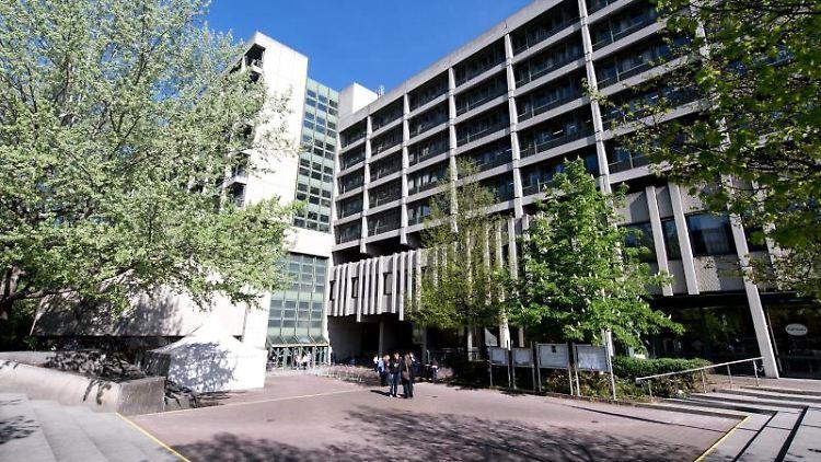 Das Amtsgericht, Landgericht I und II, das Oberlandesgericht und die Staatsanwaltschaft in München. Foto: Sven Hoppe/dpa/Archivbild