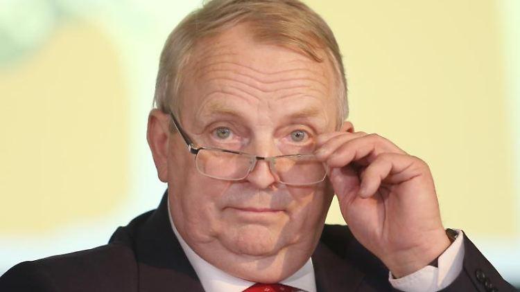 Mecklenburg-Vorpommerns Agrar- und Umweltminister Till Backhaus (SPD). Foto: Danny Gohlke/dpa/Archivbild