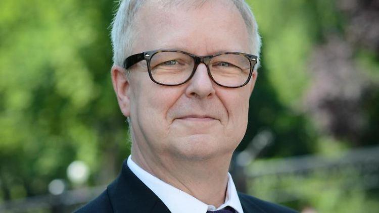 Peter Emmerich, hier 2014 zur Eröffnung der Bayreuther Festspiele. Foto: David-Wolfgang Ebener/dpa/Archivbild