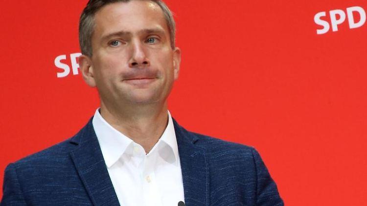 Martin Dulig (SPD). Foto: Wolfgang Kumm/dpa/Archivbild