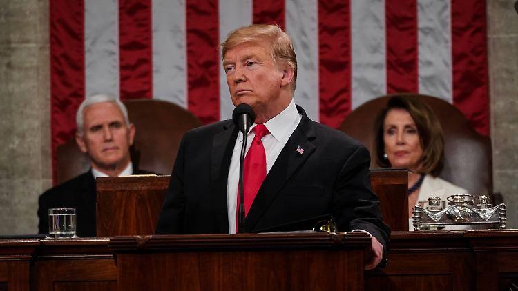 US-Repräsentantenhaus stimmt für Amtsenthebungsverfahren gegen Trump