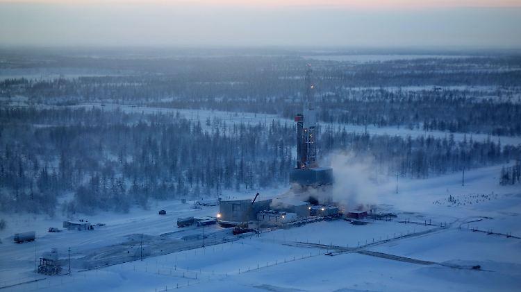 Energie: Gasvertrag zwischen Russland und Ukraine vor dem Abschluss