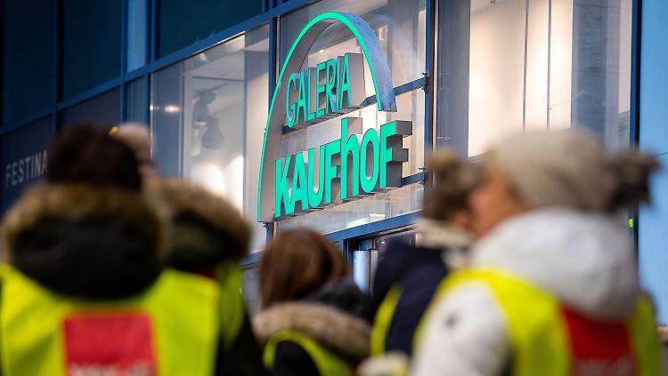 Essen: Rote Zahlen bei Konzern Galeria Karstadt Kaufhof