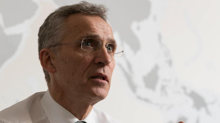 Brüssel Nato sendet Signal der Gesprächsbereitschaft an Putin