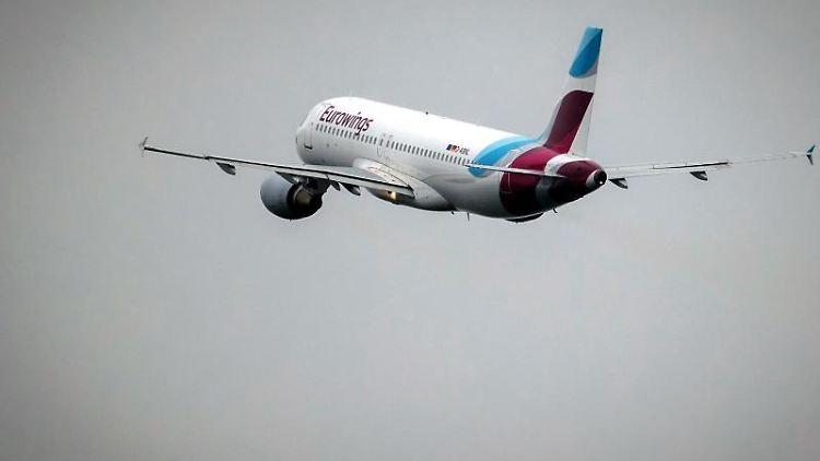 Nordrhein-Westfalen:Passagier stirbt auf Flug von Gran Canaria