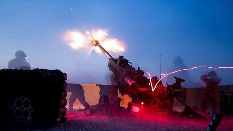 Vergeltungsschläge: US-Angriffe auf schiitische Milizen im Irak und in Syrien