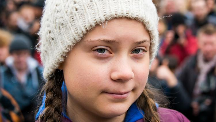 Greta Thunberg machte ihren Vater zum Veganer