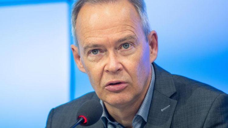 Stefan Brink, der Datenschutz- und Informationsfreiheits-Landesbeauftragte in Baden-Württemberg. Foto: Sebastian Gollnow/dpa/Archivbild
