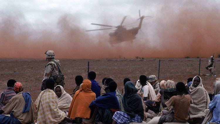 Mehrere Tote: Angriff auf von US-Soldaten genutzte Militärbasis in Kenia